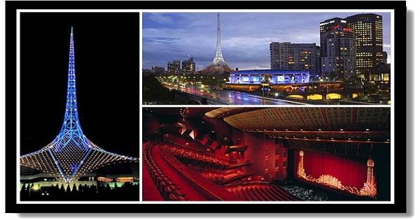 墨爾本市區景點-維多利亞藝術中心 & 維多利亞國立美術館Victorian Arts Centre & National Gallery of Victoria
