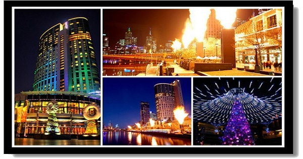 墨爾本市區景點-皇冠賭場Crown Casino