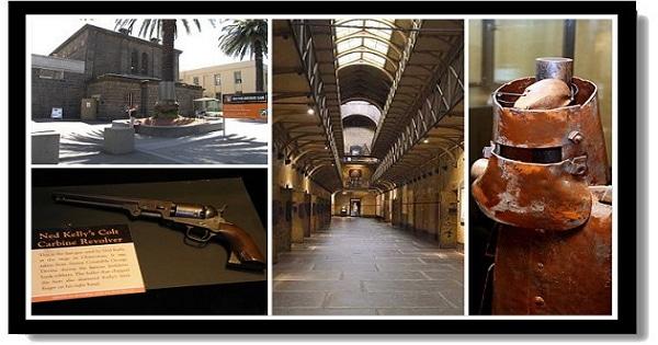 墨爾本市區景點-墨爾本舊監獄 Old Melbourne Gaol