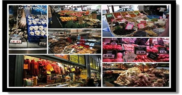 墨爾本市區景點-維多利亞女皇市場 Queen Victoria Market