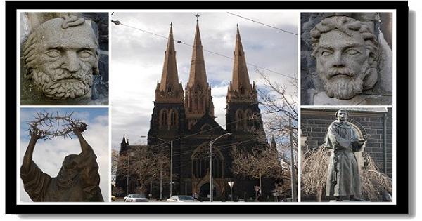墨爾本市區景點-聖派翠克教堂 St Patrick's Church