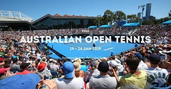 2019墨爾本1月活動-澳洲網球公開賽 Australian Open