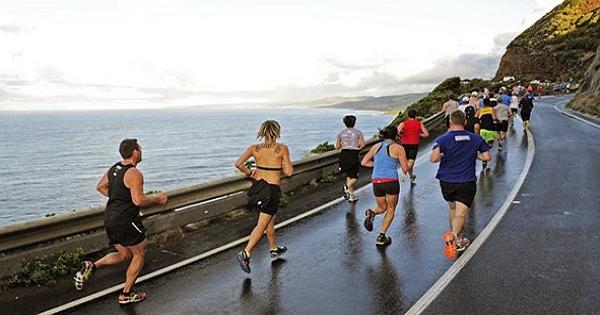 大洋路馬拉松