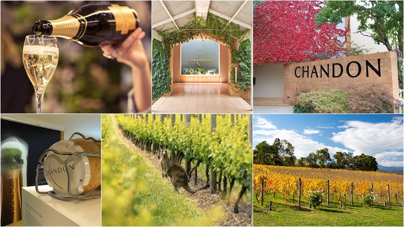 Melbourne Domaine Chandon