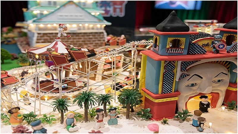 墨爾本聖誕節薑餅屋