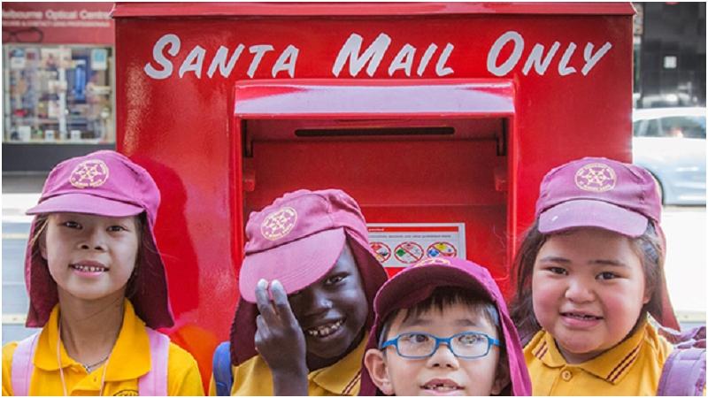 聖誕老公公信箱