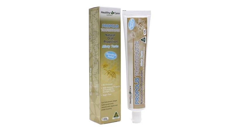 澳洲旅遊紀念品-蜂膠牙膏