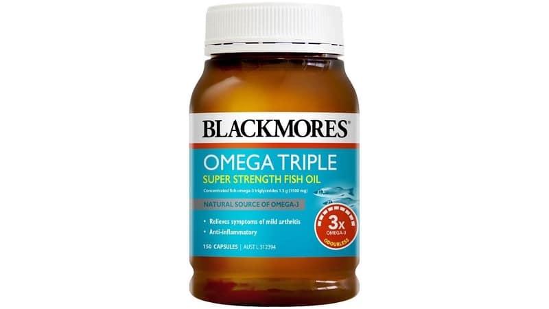 澳洲藥妝-Blackmores 魚油