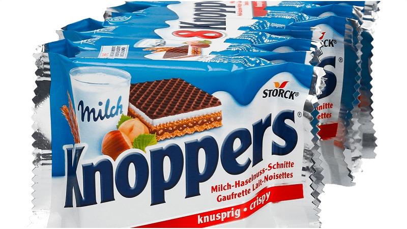 墨爾本必買巧克力餅乾 Knoppers
